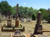 Greytown Cemetery - Grave -  Hansmeyer & H Steel U.D.R.