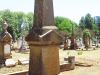 Greytown Cemetery - Grave -  Mark Handley - Rhodesian Rebellion at Inyati 1896 (2)