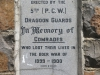 Ladysmith - Dragoon Guards Monument -  28.32.35 S 29.46.46 E - (27)