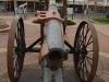 Ladysmith Murchison Str. - Town Hall - Siege museum - Guns 12 Pounder (3)