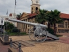 Ladysmith Murchison Str. - Town Hall - Siege museum - Guns - Long Tom  (5)
