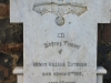 Ladysmith - Settlers Road  - Toll House  grave Henry W Cutbush 1910