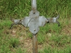 Ladysmith -Van Riebeck Street - Grave  4843 Pvt  HC Andrews  5th Lancers  1900   - 28.33.47 S 29.45.36 E -  (15)