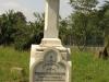 Voortrekker Cemetery East grave  Sgt . Frederick Mapstone at Ladysmith 4 November 1899  Natal Carbineers