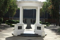 Military Monuments - Greyville - DHS - UKZN