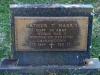 Mtunzini Cemetery - Grave -  Captain (Dr) Arthur Harris - WWII - US Army - 1962