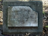Mtunzini Cemetery - Grave - Garland Biggs 1948 & Catherine Ainslie 1952