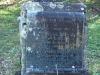 Mtunzini Cemetery - Grave - Jane Nilsen 1951