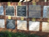 Mtunzini Cemetery - Grave - Wall of Rememberence (2)