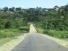 Nagle Dam Umgeni causeway