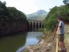 Nagle Dam flood retention dam and diversionary spillway (1)