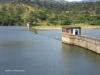 Nagle Dam flood retention dam and diversionary spillway (10)
