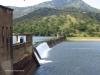 Nagle Dam flood retention dam and diversionary spillway (11)