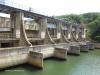 Nagle Dam flood retention dam and diversionary spillway (15)