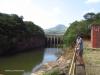 Nagle Dam flood retention dam and diversionary spillway (25)