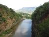 Nagle Dam flood retention dam and diversionary spillway (6)