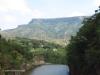 Nagle Dam flood retention dam and diversionary spillway (7)
