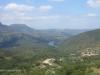 Nagle Dam - views - upper end of dam (7)