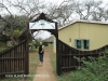 Ndumo Game Reserve Rest Camp entrance