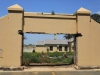 Ndwedwe Village - Old prison - Main Gate -  (3)
