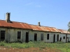 Ndwedwe Village - old prison - exercise yard & cells -  (2)