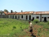 Ndwedwe Village - old prison - exercise yard & cells -  (6)