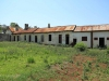 Ndwedwe Village - old prison - exercise yard & cells -  (7)