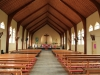 St Michaels Trappist Mission brick church  interior (7)
