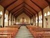 St Michaels Trappist Mission brick church  interior (8)