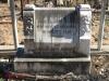 Nkandla Cemetery - Francis & Sarah Birkett (2)