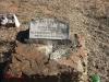 Nkandla Cemetery - Grave - Alfred Ernest Harvey - wife Kezia