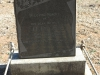 Nkandla Cemetery - Grave -  JF Pitcairn 1957