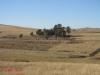 Nkandla Cemetery - Graveyard overview