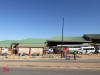 Nkandla Street views - taxi rank