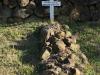 Fort Nottingham grave Mr & Mrs G Fox & twins