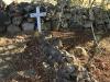Fort Nottingham grave baby of Andrew Macqueen
