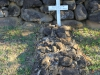 Fort Nottingham grave child of Mr Crompton