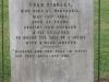 Nottingham Road St Johns grave Bessie Stanley 1885