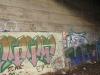 Bothas Hill Railway Station - R103 - Graffiti - S 29.45.15 E 30.44.40 Elev 741m (52)