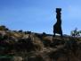 OLIVIERSHOEK - Kaalvoetvroue Monument and Retiefs Klip