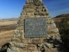 Kaalvoetvrou monument Cairn Piet Retief Vroue en Moeder1938 BLIJDE VOORUITZIGHT JPG (4)