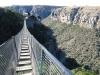 Lake Eland Gorge swing  bridge - S 30.43.241 E 30.11.142 Elev 632m(26)