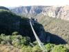 Lake Eland Reserve  Suspension Bridge Oribi Gorge (2)