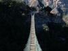 Lake Eland Reserve  Suspension Bridge Oribi Gorge (4)