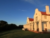 Botha House - elevation front -  at dawn (10)