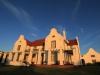 Botha House - elevation front -  at dawn (12)