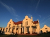 Botha House - elevation front -  at dawn (13)