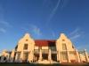 Botha House - elevation front -  at dawn (14)