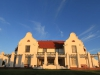 Botha House - elevation front -  at dawn (16)