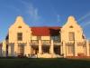 Botha House - elevation front -  at dawn (17)